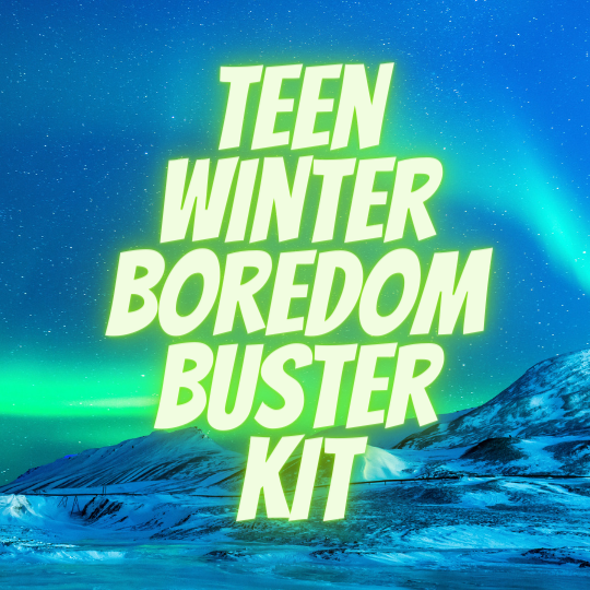 teen winter kit