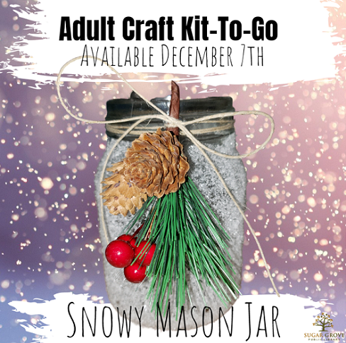 adult craft december
